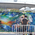 Live Paint at Summer Sonic 2014